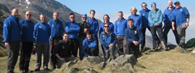 RAW Adventures - How volunteer wardens help on Snowdon