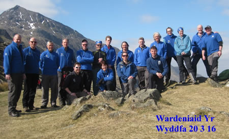 RAW Adventures - Warden team 2016 photo