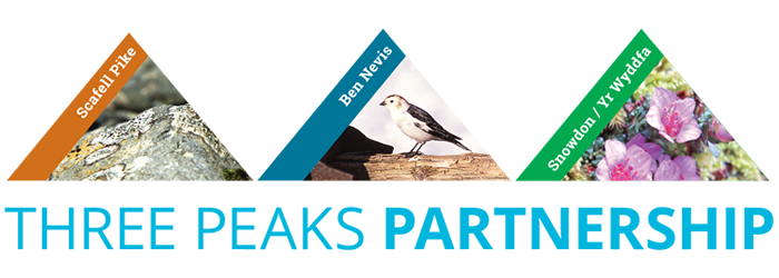 RAW Adventures - Three Peaks Partnership logo